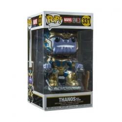 Figur Pop! 20 cm Marvel Thanos on Throne Rare Funko Online Shop Switzerland