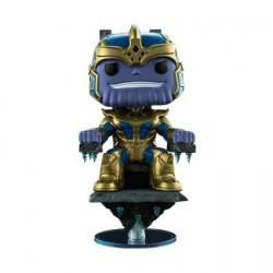 Figurine Pop! 20 cm Marvel Thanos on Throne (Rare) Funko Boutique en Ligne Suisse