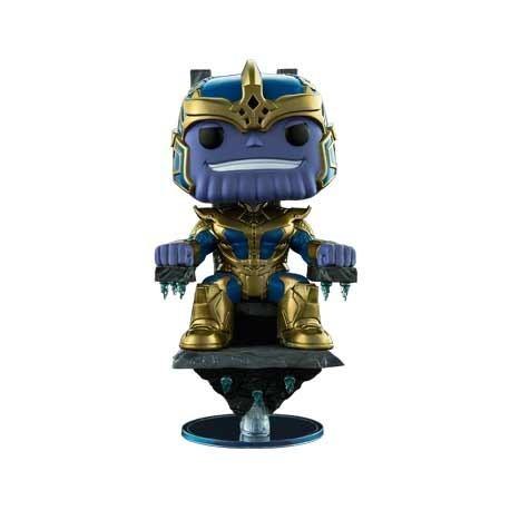 Figur Pop! 20 cm Marvel Thanos on Throne (Rare) Funko Online Shop Switzerland