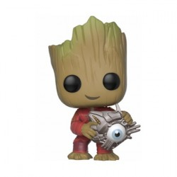 Pop! Marvel Groot with Cyber Eye Limited Edition