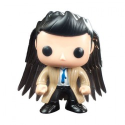 Figur Pop! Supernatural Castiel With Wings Limited Edition Funko Online Shop Switzerland