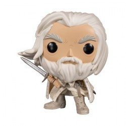 Pop! The Lord Of The Rings Gandalf the White Limited Edition