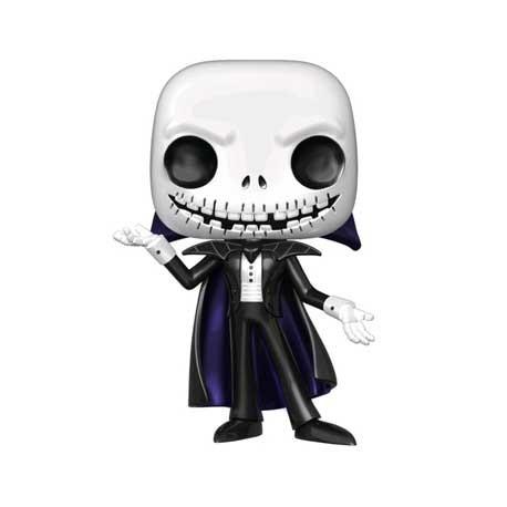 Figur Pop! Metallic The Nightmare Before Christmas Jack Vampire Limited Edition Funko Online Shop Switzerland