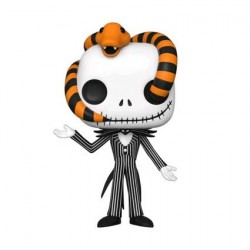 Pop! The Nightmare Before Christmas Jack Snake Limited Edition