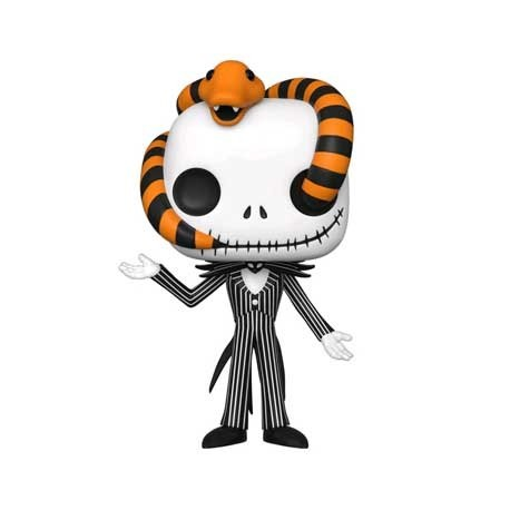 Figur Pop! The Nightmare Before Christmas Jack Snake Limited Edition Funko Online Shop Switzerland