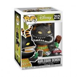 Pop! Diamond The Nightmare Before Christmas Harlequin Demon Limited Edition