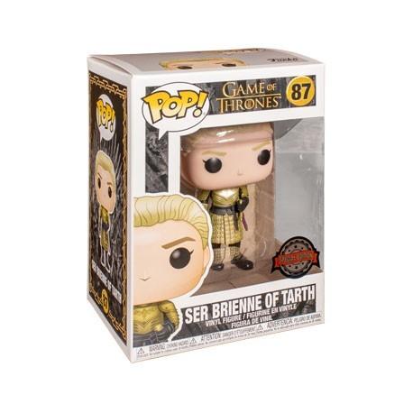 Figur Pop! Game of Thrones Ser Brienne of Tarth Limited Edition Funko Online Shop Switzerland