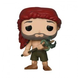 Pop! Movie Cast Away Chuck Noland with Spear Crab Limited Edition