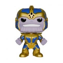 Figurine Pop! 15 cm Marvel Phosphorescent Guardians Of The Galaxy Thanos Edition Limitée Funko Boutique en Ligne Suisse