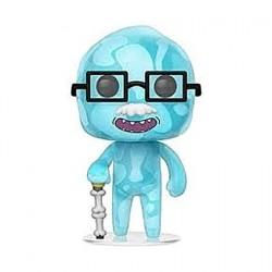 Figurine Pop! Phosphorescent Rick et Morty Dr Xenon Bloom Funko Boutique en Ligne Suisse