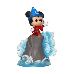 Figur Pop! 15 cm Movie Moments Disney Fantasia Sorcerer Mickey Limited Edition Funko Online Shop Switzerland