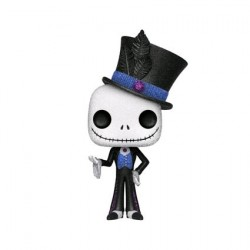 Figur Pop! Disney Diamond The Nightmare Before Christmas Dapper Jack Glitter Limited Edition Funko Online Shop Switzerland