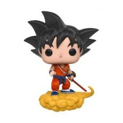 Figur Pop! Dragon Ball Z Goku and Nimbus Orange (Rare) Funko Online Shop Switzerland
