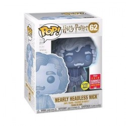 Figur Pop! SDCC 2018 Glow in the Dark Harry Potter Nearly Headless Nick Limited Edition Funko Online Shop Switzerland