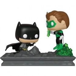 Figurine Pop! 15 cm Green Lantern & Batman Jim Lee Movie Moment Edition Limitée Funko Boutique en Ligne Suisse