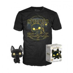 Figur Pop! and T-shirt Harry Potter Sirius Black Limited edition Funko Online Shop Switzerland