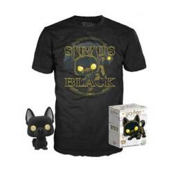 Figurine Pop! et T-shirt Harry Potter Sirius Black Edition Limitée Funko Boutique en Ligne Suisse
