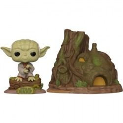 Figur Pop! Town Star Wars Yoda's Hut Empire Strikes Back 40th Anniversary Funko Online Shop Switzerland