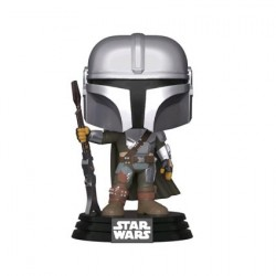 Figur Pop! Star Wars The Mandalorian Mandalorian Pose Funko Online Shop Switzerland