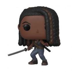 Figurine Pop! TV The Walking Dead Michonne Funko Boutique en Ligne Suisse