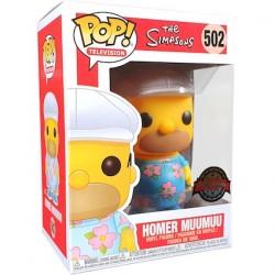Pop! Les Simpsons Homer in Muumuu Edition Limitée
