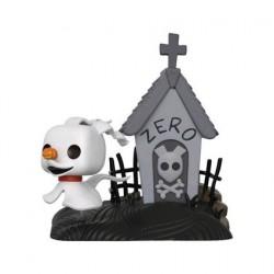 Figurine Pop! 15 cm L'Etrange Noël de Mr Jack Zero dans doghouse Edition Limitée Funko Boutique en Ligne Suisse