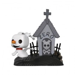 Figur Pop! 15 cm The Nightmare Before Christmas Zero in doghouse Limited Edition Funko Online Shop Switzerland