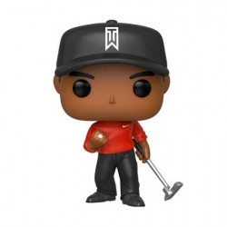 Figur Pop! Sport Red Shirt Tiger Woods Funko Online Shop Switzerland