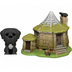 Figurine Pop! Town Harry Potter Hutte de Hagrid avec Fang Funko Boutique en Ligne Suisse