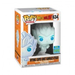 Figur Pop! SDCC 2019 Dragon Ball Z Gotenks Super Ghost Kamikaze Attack Limited Edition Funko Online Shop Switzerland