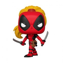 Figur Pop! Marvel Lady Deadpool 80th Anniversary Limited Edition Funko Online Shop Switzerland