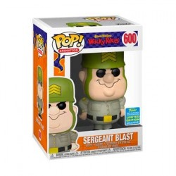 Figur Pop! SDCC 2019 Hanna Barbera Wacky Races Sergeant Blast Limited Edition Funko Online Shop Switzerland