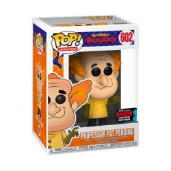 Figur Pop! NYCC 2019 Hanna Barbera Wacky Races Professor Pat Pending Limited Edition Funko Online Shop Switzerland