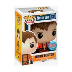 Figurine Pop! NYCC 2015 Dr. Who Tenth Doctor Edition Limitée Funko Boutique en Ligne Suisse