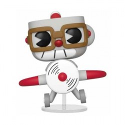 Figur Pop! Games Cuphead Cuphead in Aeroplane Funko Online Shop Switzerland