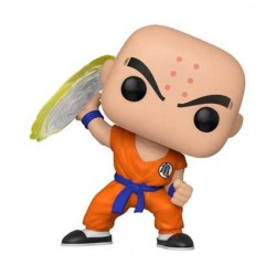 Figur Pop! Dragon Ball Z Krillin with Destructo Disc Funko Online Shop Switzerland