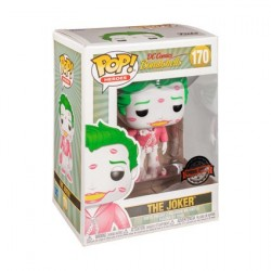 Figur Pop! DC Bombshells Pink & White Joker with Kisses Limited Edition Funko Online Shop Switzerland