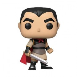 Figur Pop! Disney Mulan Li Shang Funko Online Shop Switzerland