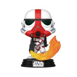 Figur Pop! Star Wars The Mandalorian Incinerator Stormtrooper Funko Online Shop Switzerland