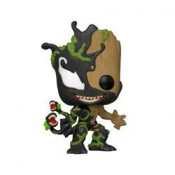 Figurine Pop! Venom Venomized Baby Groot Funko Boutique en Ligne Suisse