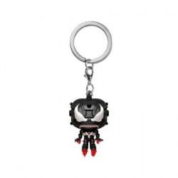 Figurine Pop! Pocket Porte-clés Venom Venomized Iron Man Funko Boutique en Ligne Suisse