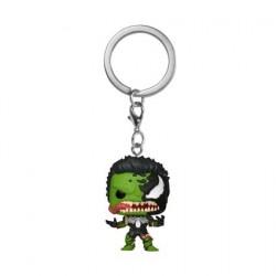 Figurine Pop! Pocket Porte-clés Venom Venomized Hulk Funko Boutique en Ligne Suisse