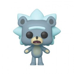 Figur Pop! Rick and Morty Teddy Rick Funko Online Shop Switzerland
