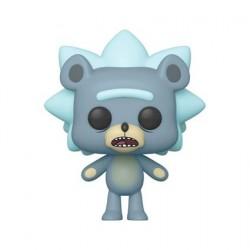 Figurine Pop! Rick et Morty Teddy Rick Funko Boutique en Ligne Suisse