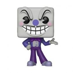 Figur Pop! Games Cuphead King Dice (Rare) Funko Online Shop Switzerland