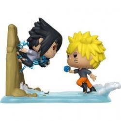 Figurine Pop! Naruto Shippuden Naruto vs Sasuke Movie Moment Edition Limitée Funko Boutique en Ligne Suisse