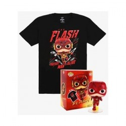 Figur Pop! and T-shirt Dc Comics The Flash Limited edition Funko Online Shop Switzerland