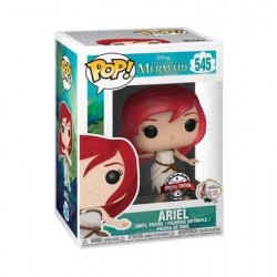 Figur Pop! Disney The Little Mermaid Ariel Sail Dress Limited Edition Funko Online Shop Switzerland