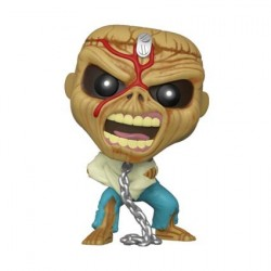 Figur Pop! Rocks Iron Maiden Piece of Mind Skeleton Eddie Funko Online Shop Switzerland