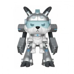 Figur Pop! Rick and Morty 15cm Snowball in Exoskeleton Funko Online Shop Switzerland